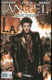 Angel After The Fall #9 Cover A (2008) Season 6 IDW Publishing comic book